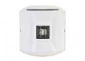 Serie 44: Fanale di poppa al LED / alloggiamento bianco