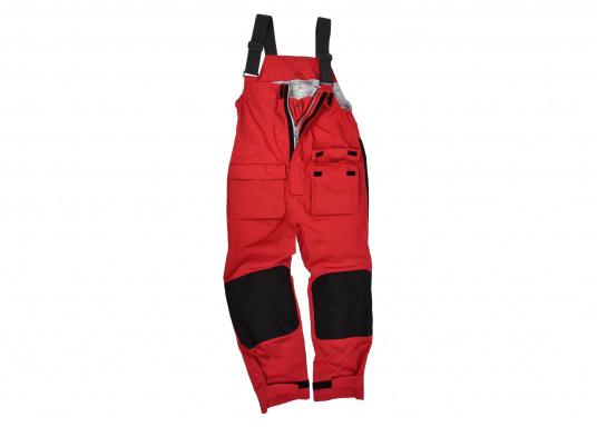 Hochwertige und komfortableCoastalWetter- und Wassersportbekleidung für den aktiven Wassersportler. Jacke und Hose in Rot, lieferbar in den Größen: S-XXL.