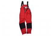 Immagine di  Pantaloni Coastal unisex / rosso