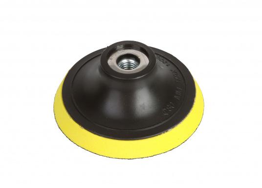 Schleif- und Polierteller mit einem Durchmesser von 80 mm. Preis pro Stück.