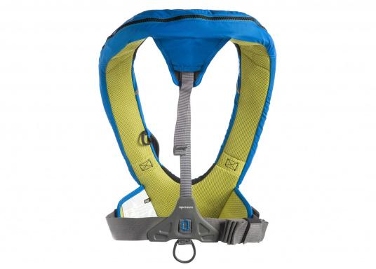 Lightweight and modern life jacket. The Deckvest LITE is perfect for sailing in coastal waters, as well as for motorboating. (Afbeelding 3 of 5)