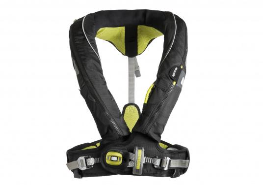 Die Spinlock Rettungsweste 5D lässt sich optimal anpassen und ist sehr leicht und bequem zu tragen. Geeignet für einen Brustumfang von 75 - 125 cm. Ihr persönliches Hochleistungsrettungssystem!