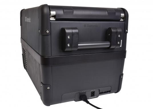 Sonderedition - Hightech-Kühlung im Heavy-Duty Gehäuse! Die Kompressorbox CFX-35 bietet Normal- und Tiefkühltemperaturen von bis zu -22°C und das bei Energieklasse A++. (Bild 6 von 9)