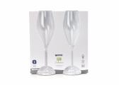 Bicchieri da spumante ELEGANZA / set di 2