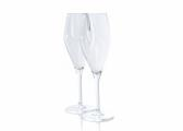 ELEGANZA Champagne Glass / 2-set