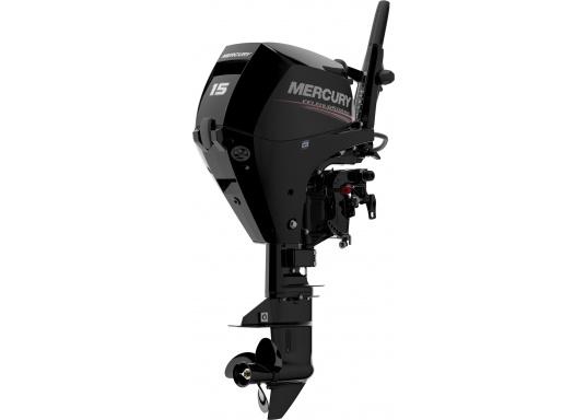 MERCURY F15 EFI MLH Outboard Motor / Long Shaft / Manual Start only