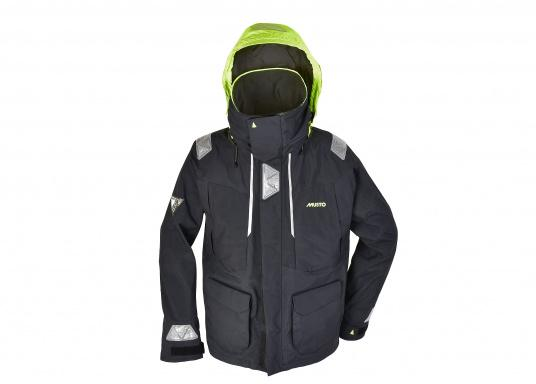 With features tested by elite offshore sailors, every detail has been carefully considered. Truly waterproof and breathable, this is foul weather protection for sailors spending a considerable amount of time on the water. (Image 2 of 6)