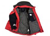 BR2 COASTAL Men's Jacket / red/black