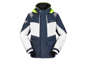 Image of BR2 Men's Coastal Jacket / navy / white