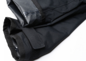 BR1 Sailing Pants with High Back / black