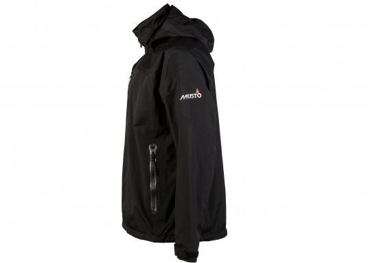 Die Sardinia Jacke ist speziell entwickelt worden, um sich bei warmen Wetter gegen Gischt und Regen zu schützen. Ideal für den Sommer und für warme Reviere. (Bild 4 von 16)