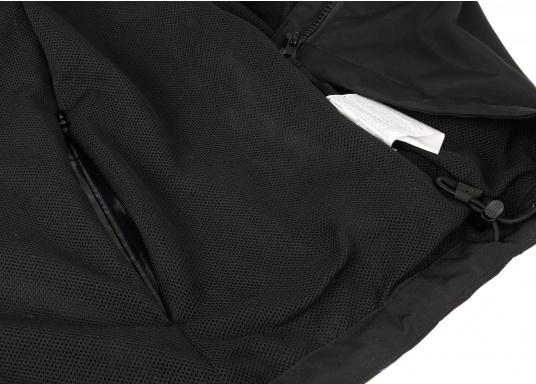 Die Sardinia Jacke ist speziell entwickelt worden, um sich bei warmen Wetter gegen Gischt und Regen zu schützen. Ideal für den Sommer und für warme Reviere. (Bild 7 von 16)
