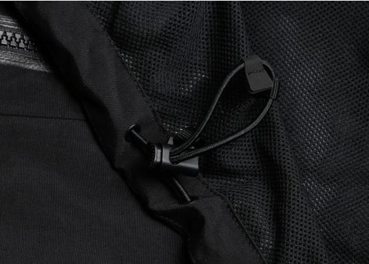 Die Sardinia Jacke ist speziell entwickelt worden, um sich bei warmen Wetter gegen Gischt und Regen zu schützen. Ideal für den Sommer und für warme Reviere. (Bild 8 von 16)