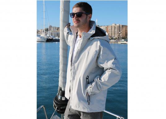 Die Sardinia Jacke ist speziell entwickelt worden, um sich bei warmen Wetter gegen Gischt und Regen zu schützen. Ideal für den Sommer und für warme Reviere. (Bild 5 von 14)