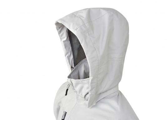 Die Sardinia Jacke ist speziell entwickelt worden, um sich bei warmen Wetter gegen Gischt und Regen zu schützen. Ideal für den Sommer und für warme Reviere. (Bild 8 von 14)
