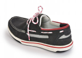 Chaussures de pont TRITON THREE EYE / bleu marine