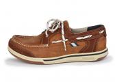 Chaussure homme TRITON THREE EYE / marron