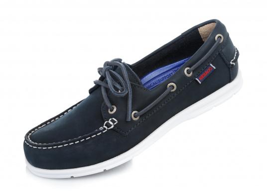 Damen Bootsschuh LITESIDES TWO EYE navy jetzt kaufen   SVB