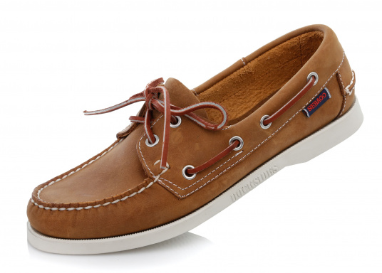 ... The handsewn boat shoe that started it all. With rubber slip-resistant f4ac4a44ab0