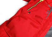 OS1 Offshore Ladies Jacket / red