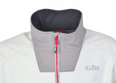 Race Softshell Jacket / silver
