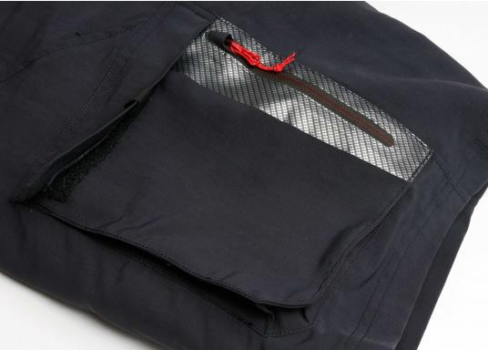 Fabriqué en nylon synthétique ultra léger et bénéficiant d'une protection déperlante. (Image 9 de 11)