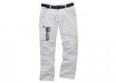 Pantaloni RACE / argento
