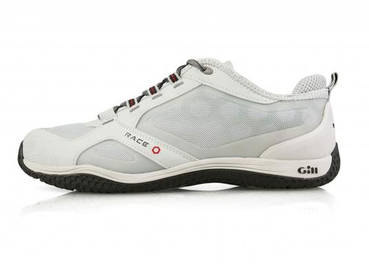 RACE TRAINER Deck Shoe / silver buy now