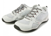 RACE TRAINER Deck Shoe / silver