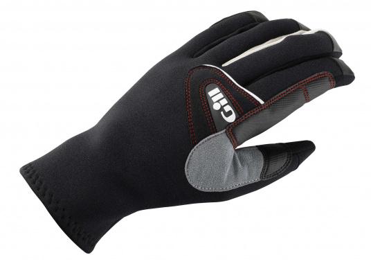 Die nahtlose Fingerkonstruktion bietet mehr Haltbarkeit, Griffigkeit und erhöht die Abriebfestigkeit.  (Bild 2 von 3)
