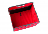Foldable Box Classic / 15 liters / hibiscus-red