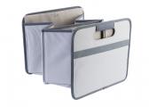 Faltbox Classic / 30 Liter / steingrau