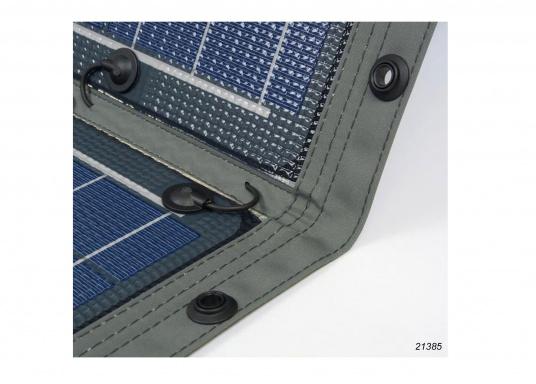 Plug- & Play-Solarlösung für 12 V Steckdose/Zigarettenanzünder. Solarmodul auslegen, Laderegler einstecken – fertig. Keine Installation. Im Lieferumfang enthalten 5 m Kabel, Laderegler FOX-062. Mobiler Einsatz der Solarmodule bei Booten, Ferienhaus, Outdoor. Made in Germany. (Bild 7 von 20)