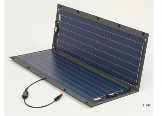 Pannello solare gancio fino alla griglia