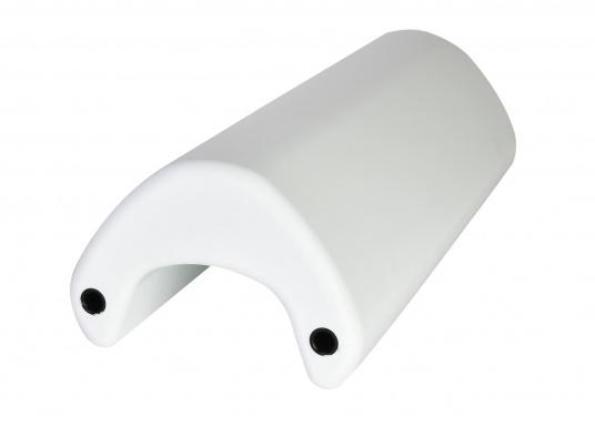 Il parabordo PVM1 del marchio Ocean è il primo e unico parabordo realizzato in materiale espanso flessibile PU e quindi non può perdere aria. (Immagine 7 di 9)