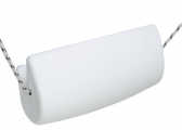 MATCH 60 Stern Fender / white