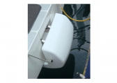 MATCH 80 Stern Fender / white