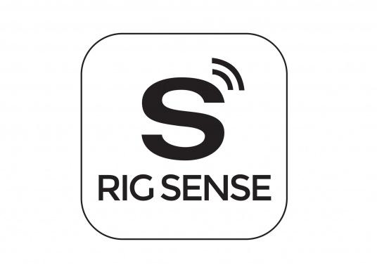 Mechanisches Wantenspannungsmessgerät von spinlock. Einfach an das stehende Gut angebracht, misst der RIG-SENSE, wie viel Kilo Spannung sich auf Draht oder Tauwerk befinden. (Bild 15 von 15)