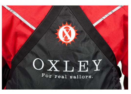 Aus langjähriger Erfahrung, durch die Produktion für das Gleitschirmfliegen, hat OXLEY diesen neuen Bootsmannstuhl entwickelt: Der OXLEY-Bootsmannstuhl entspricht dabei den höchsten technischen Sicherheitsanforderungen aus der Luftfahrt, gibt dem Nutzer extreme Sicherheit bei höchstmöglicher Bewegungsfreiheit und bietet entsprechenden Komfort bei längerer Benutzung. (Bild 7 von 10)