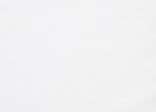 Hochwertiges, weißes Jersey-Spannbettlaken aus 100 % Baumwolle. Öko- Tex-Standard 100. Formstabil, bügelfrei und langlebig. (Bild 3 von 3)