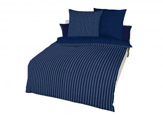 ... Reversible Bedding With A Maritime Design, Styled By Kaeppel.  Timelessly Beautiful Mix Of Stripes ...