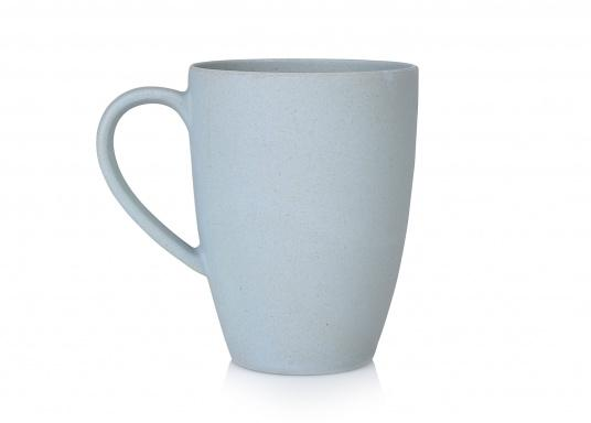 Create an oasis with your cup of tea, coffee or hot beverage with the help of this beautiful Zuperzozial mug.