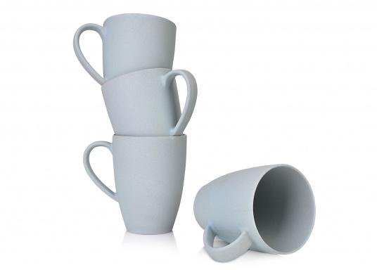 Create an oasis with your cup of tea, coffee or hot beverage with the help of this beautiful Zuperzozial mug. (Image 2 of 5)