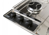 3-Burner Gas Cooker