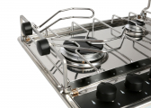 Pot Holder Set for 3-Burner Cooker