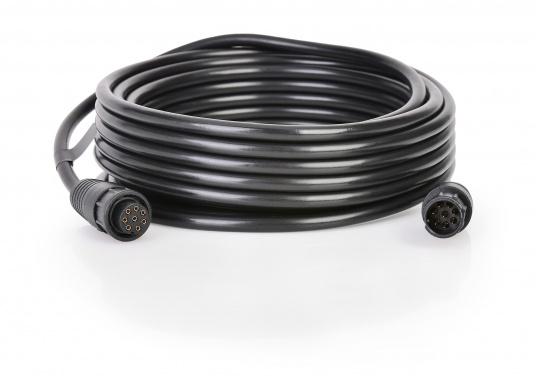 Verlängerungskabel CT-100 für die RAM Bedienteile von Standard Horizon. Das Kabel wird zwischen Funkgerät und Verbindungskabel für den Handhörer integriert. Kabellänge: 7 m.