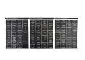 Etichette per quadri elettrici Serie 100