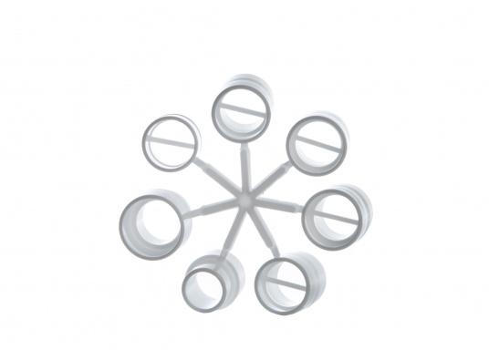 Ce gonfleur électrique est parfait pour gonfler et dégonfler : SUP gonflables, bateaux pneumatiques, bouées, défenses, matelas pneumatiques, etc. (Image 9 de 9)