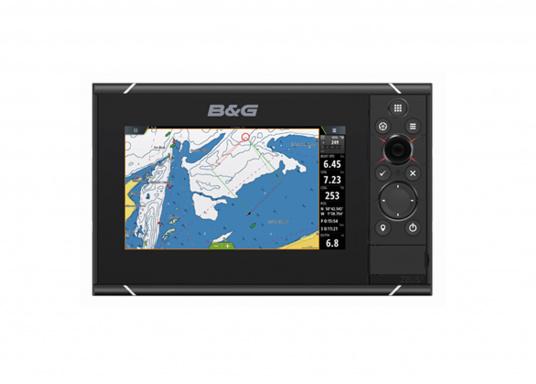 Un traceur complet, avec un niveau de performance et de fonctionnalités exceptionnel dédié à la navigation à la voile.
