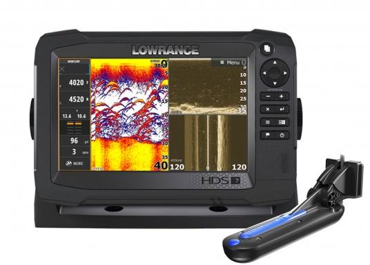 HDS-7 CARBON with TotalScan CHIRP Transducer buy now | SVB Yacht and
